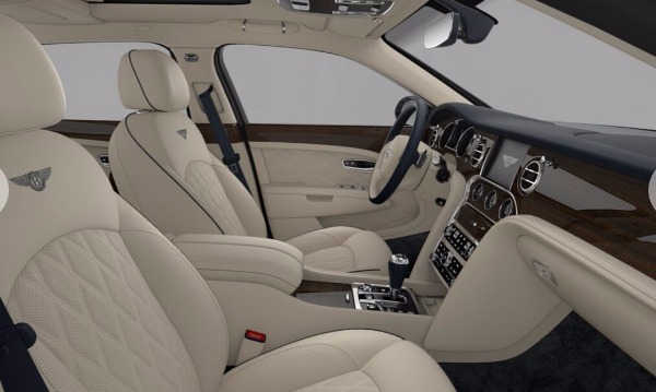New 2017 Bentley Mulsanne Speed for sale Sold at Alfa Romeo of Greenwich in Greenwich CT 06830 7