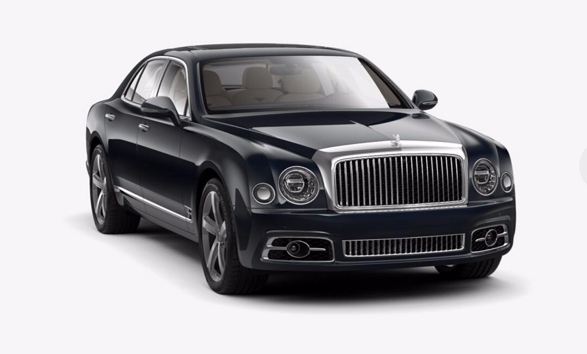 New 2017 Bentley Mulsanne Speed for sale Sold at Alfa Romeo of Greenwich in Greenwich CT 06830 1