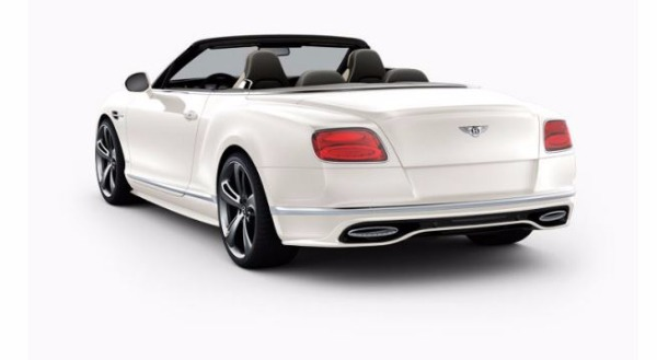 New 2017 Bentley Continental GT Speed for sale Sold at Alfa Romeo of Greenwich in Greenwich CT 06830 2