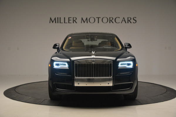 Used 2016 Rolls-Royce Ghost for sale Sold at Alfa Romeo of Greenwich in Greenwich CT 06830 13
