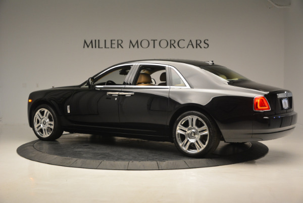 Used 2016 Rolls-Royce Ghost for sale Sold at Alfa Romeo of Greenwich in Greenwich CT 06830 5