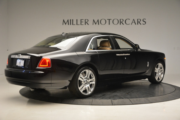 Used 2016 Rolls-Royce Ghost for sale Sold at Alfa Romeo of Greenwich in Greenwich CT 06830 9