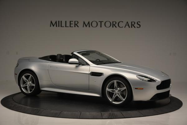 New 2016 Aston Martin V8 Vantage GTS Roadster for sale Sold at Alfa Romeo of Greenwich in Greenwich CT 06830 10