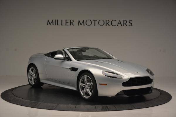 New 2016 Aston Martin V8 Vantage GTS Roadster for sale Sold at Alfa Romeo of Greenwich in Greenwich CT 06830 11