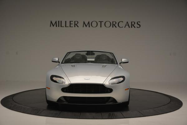 New 2016 Aston Martin V8 Vantage GTS Roadster for sale Sold at Alfa Romeo of Greenwich in Greenwich CT 06830 12