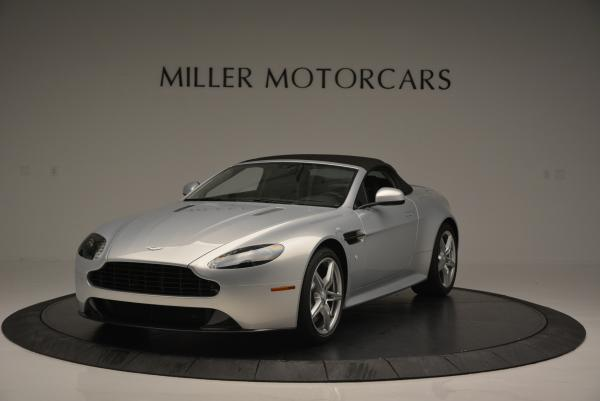 New 2016 Aston Martin V8 Vantage GTS Roadster for sale Sold at Alfa Romeo of Greenwich in Greenwich CT 06830 13