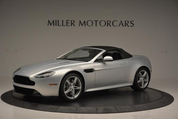 New 2016 Aston Martin V8 Vantage GTS Roadster for sale Sold at Alfa Romeo of Greenwich in Greenwich CT 06830 14
