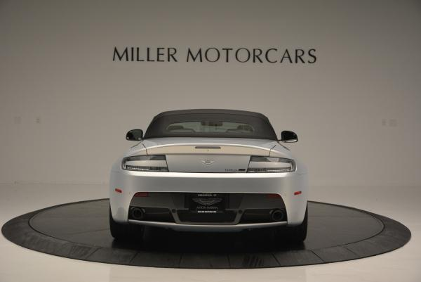 New 2016 Aston Martin V8 Vantage GTS Roadster for sale Sold at Alfa Romeo of Greenwich in Greenwich CT 06830 16