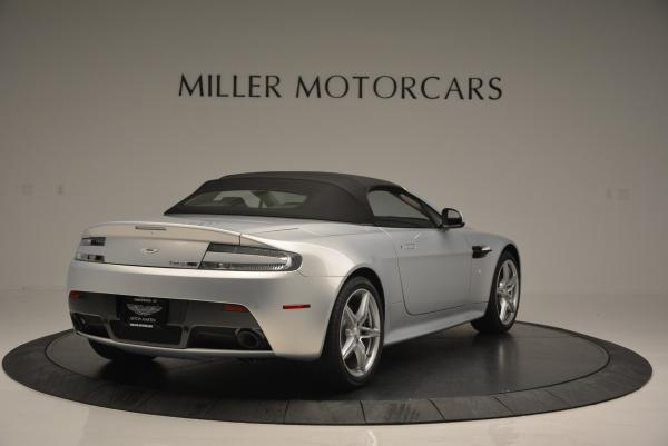 New 2016 Aston Martin V8 Vantage GTS Roadster for sale Sold at Alfa Romeo of Greenwich in Greenwich CT 06830 17