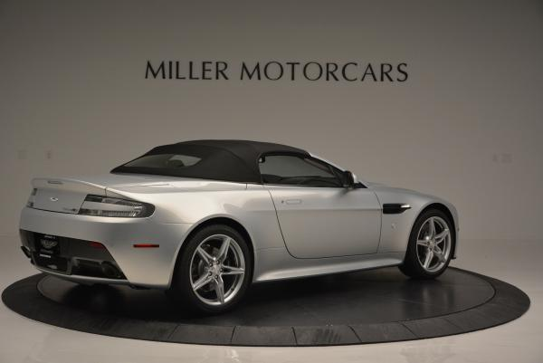 New 2016 Aston Martin V8 Vantage GTS Roadster for sale Sold at Alfa Romeo of Greenwich in Greenwich CT 06830 18