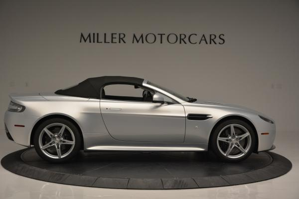 New 2016 Aston Martin V8 Vantage GTS Roadster for sale Sold at Alfa Romeo of Greenwich in Greenwich CT 06830 19