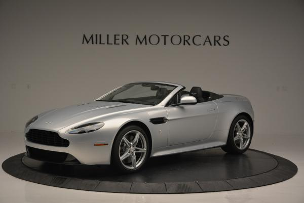 New 2016 Aston Martin V8 Vantage GTS Roadster for sale Sold at Alfa Romeo of Greenwich in Greenwich CT 06830 2