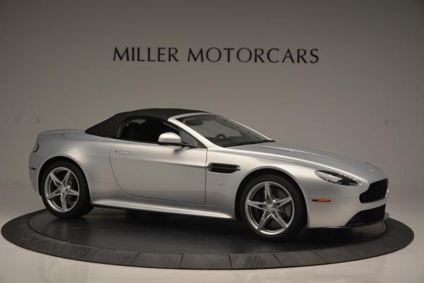 New 2016 Aston Martin V8 Vantage GTS Roadster for sale Sold at Alfa Romeo of Greenwich in Greenwich CT 06830 20