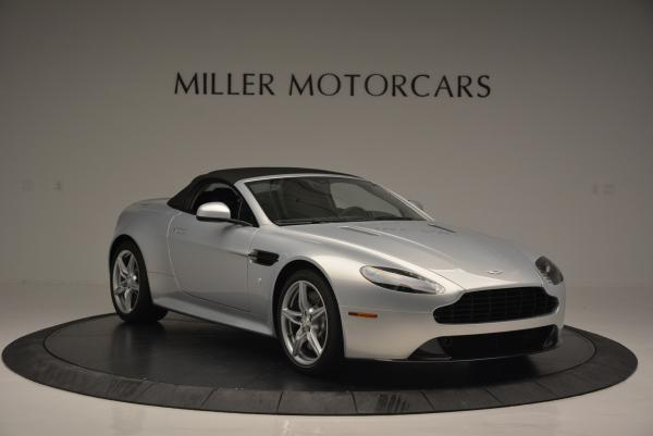 New 2016 Aston Martin V8 Vantage GTS Roadster for sale Sold at Alfa Romeo of Greenwich in Greenwich CT 06830 21