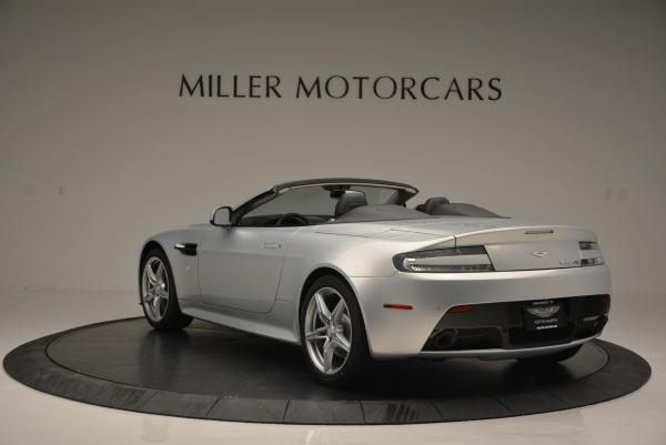 New 2016 Aston Martin V8 Vantage GTS Roadster for sale Sold at Alfa Romeo of Greenwich in Greenwich CT 06830 5