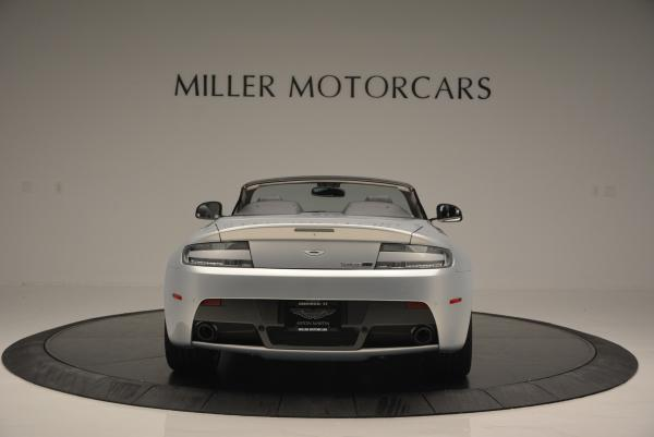 New 2016 Aston Martin V8 Vantage GTS Roadster for sale Sold at Alfa Romeo of Greenwich in Greenwich CT 06830 6