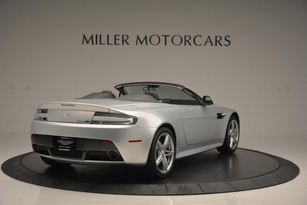 New 2016 Aston Martin V8 Vantage GTS Roadster for sale Sold at Alfa Romeo of Greenwich in Greenwich CT 06830 7