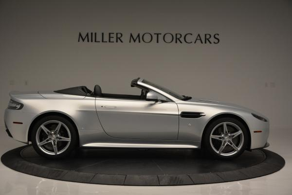 New 2016 Aston Martin V8 Vantage GTS Roadster for sale Sold at Alfa Romeo of Greenwich in Greenwich CT 06830 9