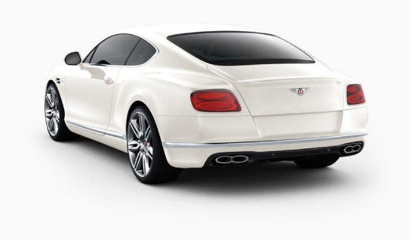 New 2017 Bentley Continental GT V8 for sale Sold at Alfa Romeo of Greenwich in Greenwich CT 06830 4