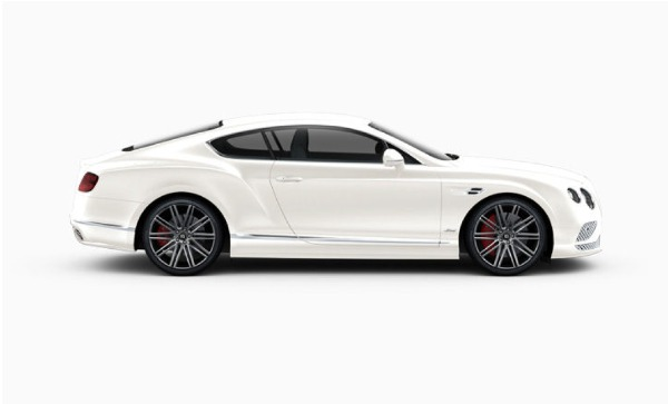 New 2017 Bentley Continental GT Speed for sale Sold at Alfa Romeo of Greenwich in Greenwich CT 06830 3