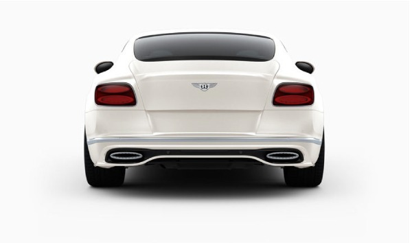 New 2017 Bentley Continental GT Speed for sale Sold at Alfa Romeo of Greenwich in Greenwich CT 06830 5