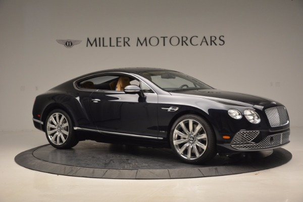 New 2017 Bentley Continental GT W12 for sale Sold at Alfa Romeo of Greenwich in Greenwich CT 06830 10