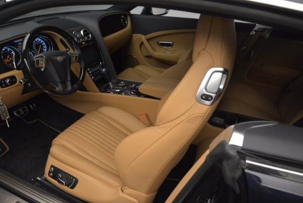 New 2017 Bentley Continental GT W12 for sale Sold at Alfa Romeo of Greenwich in Greenwich CT 06830 20