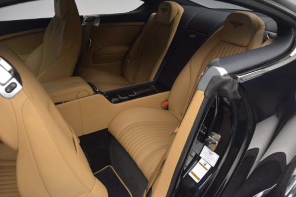 New 2017 Bentley Continental GT W12 for sale Sold at Alfa Romeo of Greenwich in Greenwich CT 06830 23