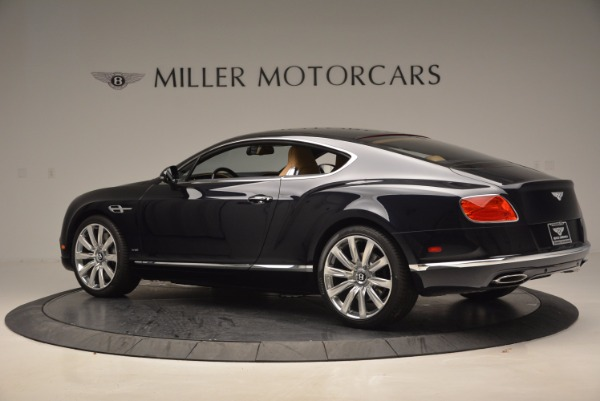 New 2017 Bentley Continental GT W12 for sale Sold at Alfa Romeo of Greenwich in Greenwich CT 06830 4