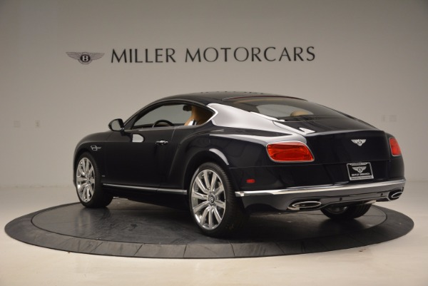 New 2017 Bentley Continental GT W12 for sale Sold at Alfa Romeo of Greenwich in Greenwich CT 06830 5