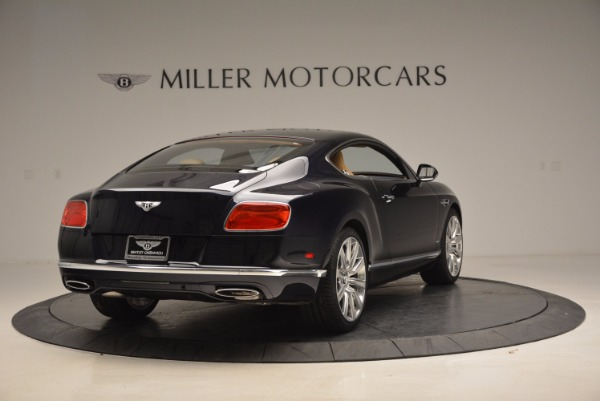 New 2017 Bentley Continental GT W12 for sale Sold at Alfa Romeo of Greenwich in Greenwich CT 06830 7