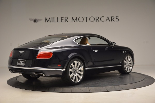 New 2017 Bentley Continental GT W12 for sale Sold at Alfa Romeo of Greenwich in Greenwich CT 06830 8