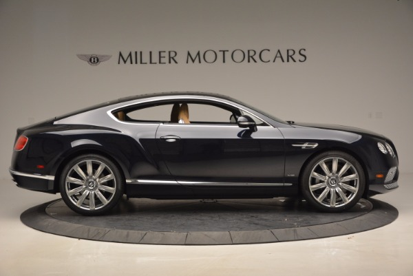 New 2017 Bentley Continental GT W12 for sale Sold at Alfa Romeo of Greenwich in Greenwich CT 06830 9