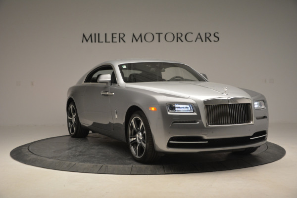 Used 2015 Rolls-Royce Wraith for sale Sold at Alfa Romeo of Greenwich in Greenwich CT 06830 13