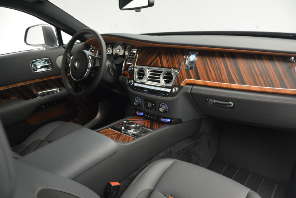 Used 2015 Rolls-Royce Wraith for sale Sold at Alfa Romeo of Greenwich in Greenwich CT 06830 26