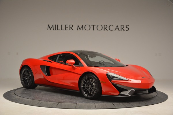 Used 2017 McLaren 570GT Coupe for sale Sold at Alfa Romeo of Greenwich in Greenwich CT 06830 10