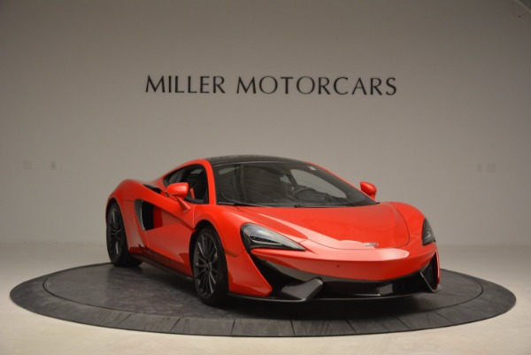 Used 2017 McLaren 570GT Coupe for sale Sold at Alfa Romeo of Greenwich in Greenwich CT 06830 11
