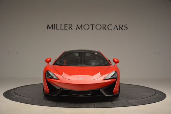 Used 2017 McLaren 570GT Coupe for sale Sold at Alfa Romeo of Greenwich in Greenwich CT 06830 12