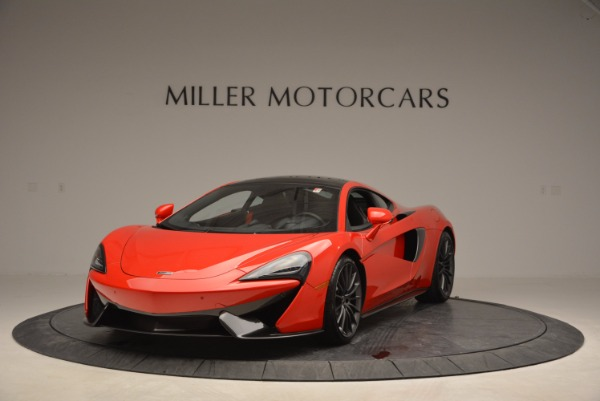 Used 2017 McLaren 570GT Coupe for sale Sold at Alfa Romeo of Greenwich in Greenwich CT 06830 2