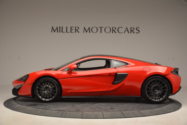 Used 2017 McLaren 570GT Coupe for sale Sold at Alfa Romeo of Greenwich in Greenwich CT 06830 3