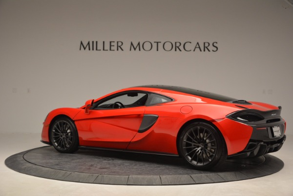 Used 2017 McLaren 570GT Coupe for sale Sold at Alfa Romeo of Greenwich in Greenwich CT 06830 4