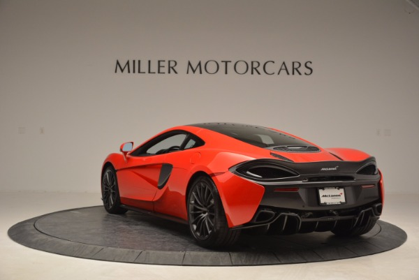 Used 2017 McLaren 570GT Coupe for sale Sold at Alfa Romeo of Greenwich in Greenwich CT 06830 5