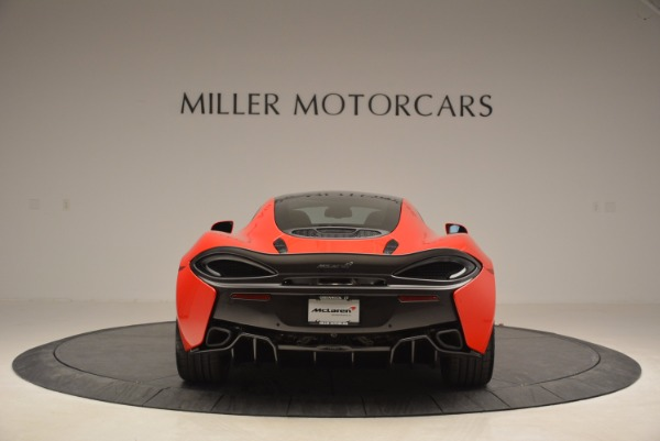 Used 2017 McLaren 570GT Coupe for sale Sold at Alfa Romeo of Greenwich in Greenwich CT 06830 6