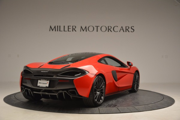 Used 2017 McLaren 570GT Coupe for sale Sold at Alfa Romeo of Greenwich in Greenwich CT 06830 7