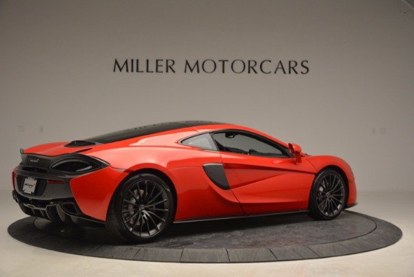 Used 2017 McLaren 570GT Coupe for sale Sold at Alfa Romeo of Greenwich in Greenwich CT 06830 8