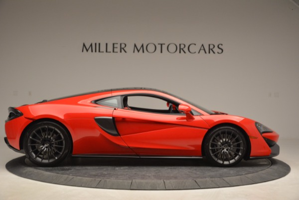 Used 2017 McLaren 570GT Coupe for sale Sold at Alfa Romeo of Greenwich in Greenwich CT 06830 9