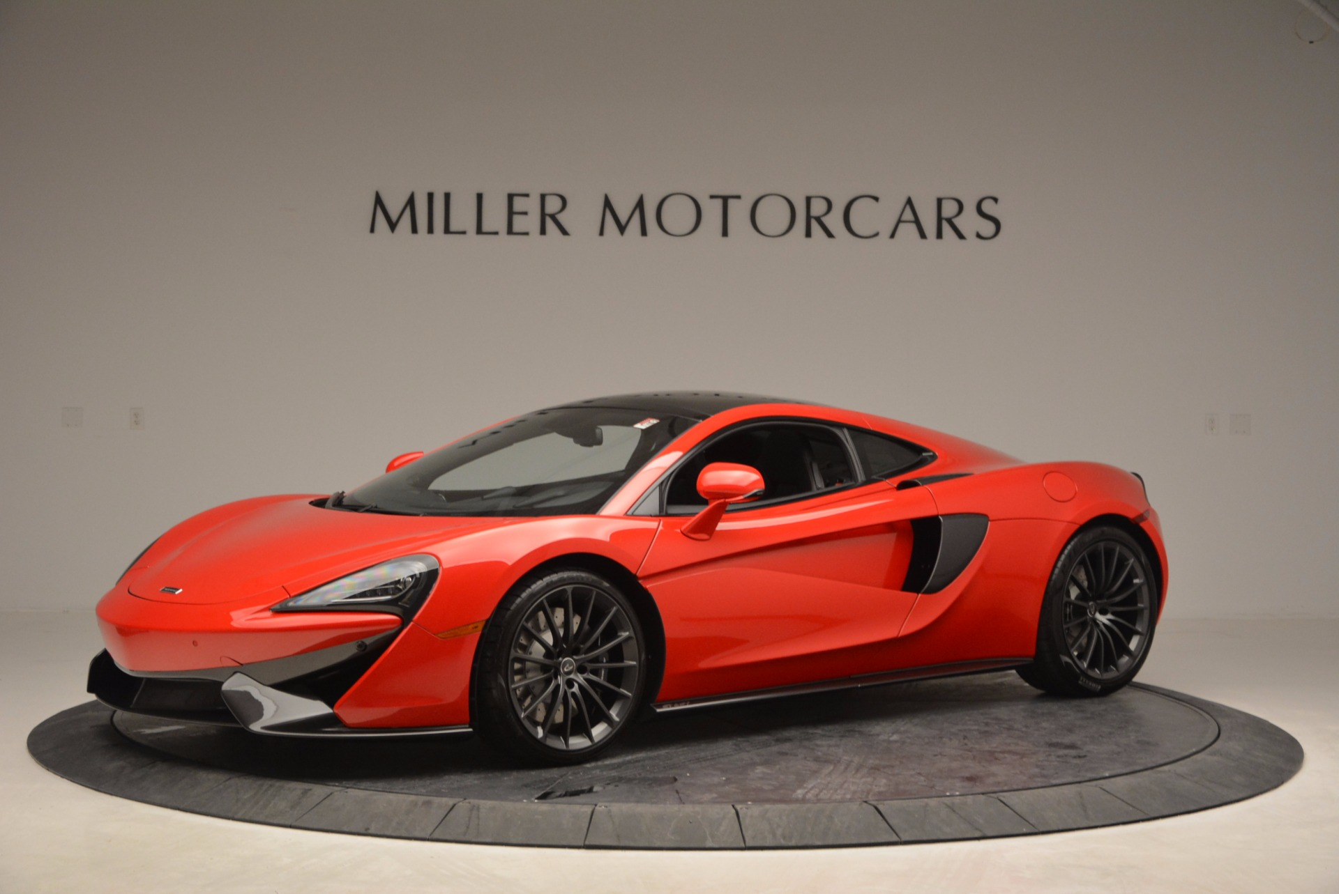 Used 2017 McLaren 570GT Coupe for sale Sold at Alfa Romeo of Greenwich in Greenwich CT 06830 1