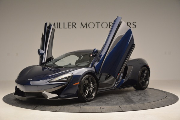 Used 2017 McLaren 570S for sale Sold at Alfa Romeo of Greenwich in Greenwich CT 06830 14