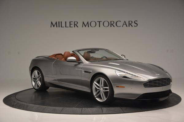 New 2016 Aston Martin DB9 GT Volante for sale Sold at Alfa Romeo of Greenwich in Greenwich CT 06830 11