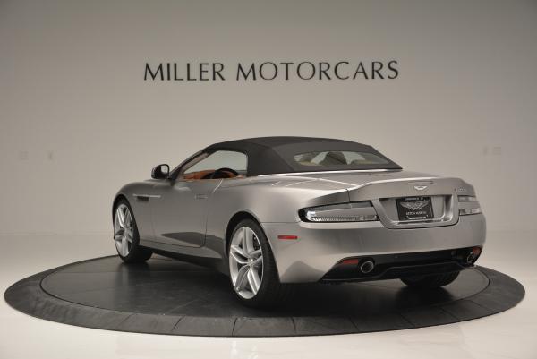 New 2016 Aston Martin DB9 GT Volante for sale Sold at Alfa Romeo of Greenwich in Greenwich CT 06830 17